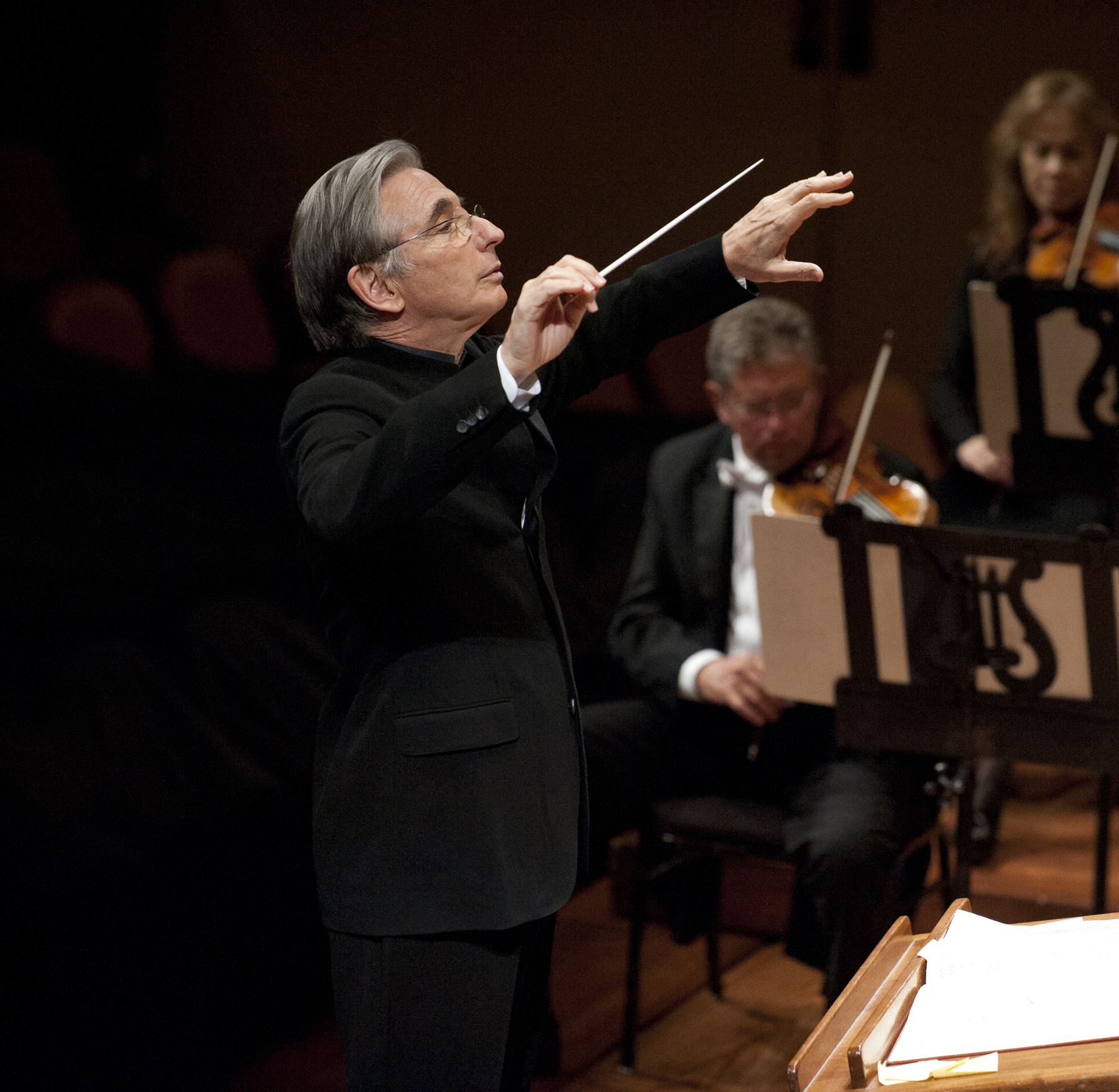 Michael Tilson Thomas. Photo Stefan Cohen.