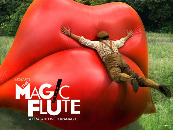 Publicity Material for Kenneth Branagh's The Magic Flute