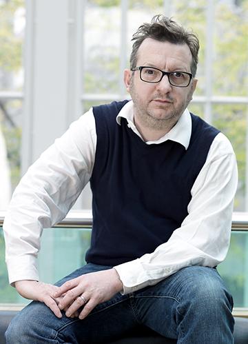 Mark-Anthony Turnage. Photo Philip Gatward.