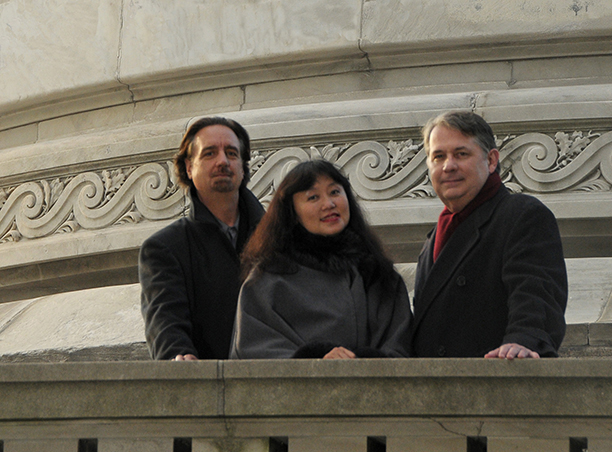 David Finckel, Wu Han, and Philip Setzer