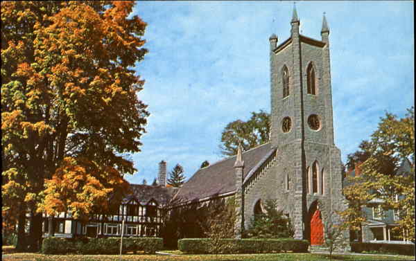 St. James Place, Great Barrington