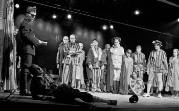 The Merchant of Venice directed by George Tabori, Berkshire Theatre Festival, 1966
