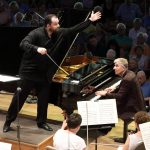Nelsons and Thibaudet play Gershwin.
