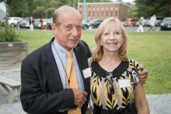 Lee Elman and Brigitte McDonald