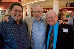 Dennis Krausnick with ??? and Sol Schwartz