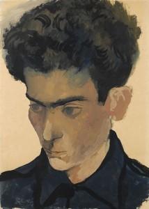 Pavel Tchelitchev, Portrait of a Young Man, Stephen Ongpin Fine Art