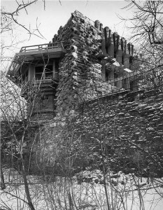 Outdoing Wright, the Melson House (1912) by Walter Burley Griffin, Mason City, Iowa