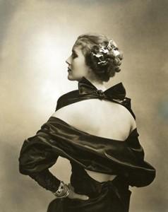 Edward Steichen, Actress Mary Heberden, 1935. Courtesy Condé Nast Archive © 1935 Condé Nast Publications.