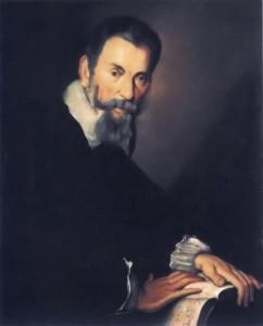 Claudio Monteverdi, Copy after a Portrait by Bernardo Strozzi