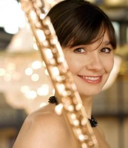 Magali Mosnier, Principal Flutist of the Orchestre Philharmonique de Radio France