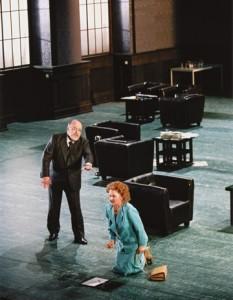 Paolo Gavanelli and Edita Gruberova in Donizetti's Roberto Devereux