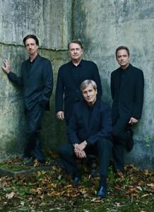 The Emerson String Quartet. Photo Lisa-Marie Mazzucco.