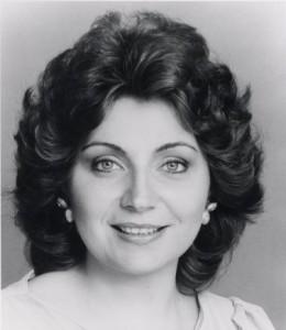 Mezzo-soprano Lucille Beer