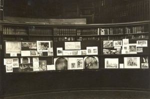 Panels from Aby Warburg's «Mnemosyne, A Picture Series Examining the Function of Preconditioned Antiquity-Related Expressive Values for the Presentation of Eventful Life in the Art of the European Renaissance», 1926