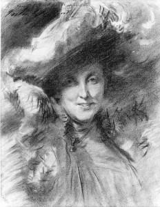 John Singer Sargent, Mrs. Charles Hunter, 1902.