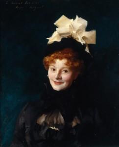 John Singer Sargent, Madame Paul Escudier, oil on canvas, 1882.