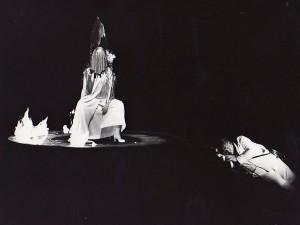 From Götterdämmerung, Frankfurt, 1985-88, directed by Ruth Berghaus, Axel Manthey, designer