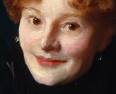 Mme, Paul Escudier, detail.