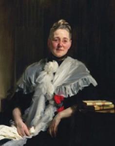 John Singer Sargent, Mary Elizabeth Garrett