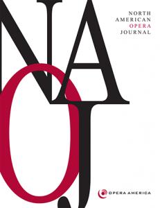 North American Opera Journal, from OPERA America