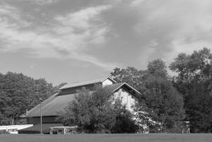 Persons Auditorium, Marlboro. Photo © 2010 Michael Miller.