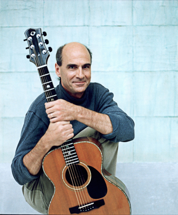 James Taylor. Photo: Danny Clinch.