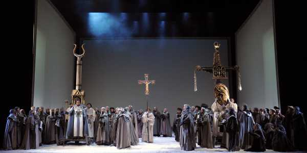 Lohengrin Revived at the Lyric Opera of Chicago
