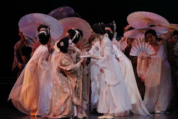 Ballare Con Puccini – The Australian Ballet Dances Madame Butterfly
