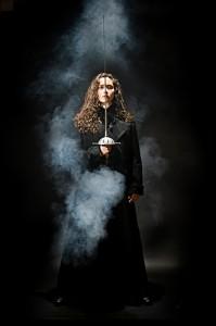 Hamlet. Photo Kevin Sprague.