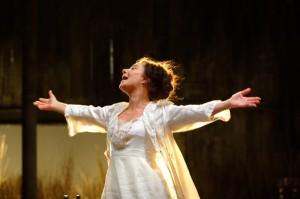 Zoё Wanamaker as Ranyevskaya in The Cherry Orchard. Photo: Catherine Ashmore.