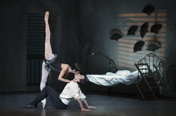 The English National Ballet's Tribute to Roland Petit