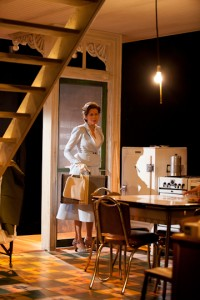 Jessica Hecht in a scene from A Streetcar Named Desire at Williamstown Theatre Festival. Photo T. Charles Erickson.