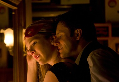 Lily Rabe, Josh Hamilton in A Doll's House at Williamstown Theatre Festival. PhotoT. Charles Erickson.