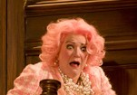 Kristine Nielsen in a scene from She Stoops To Conquer at Williamstown Theatre Festival. Photo T. Charles Erickson.