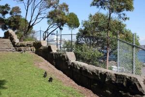 Clyde Reserve, Miller's Point, Sydney. Photo © 2011 Alan Miller.