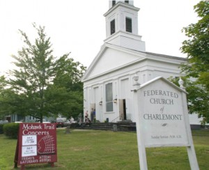 Charlemont Federated Church, Home of Mohawk Trail Concerts