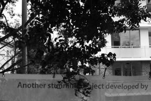 Development. Photo © 2011 Alan Miller.