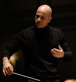 Ryan Turner, Music Director of Emmanuel Music