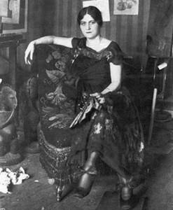 Photograph of Olga Kolkova.