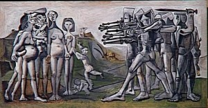 Massacre en Corée, 1951.