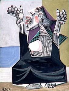 La suppliante, 1937.