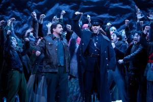 Verdi's Macbeth, Chorus. Photo Erik Jacobs.