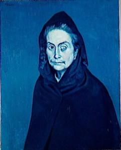 La Célestine (La Femme à la taie), 1904.