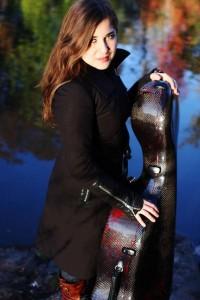 Alisa Weilerstein. Photo by Jamie Jung.