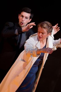 Caitlin Hulcup and Russell Harcourt in Pinchgut's Grisleda. Photo: Simon Hodgson.