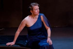 Caitlin Hulcup as Griselda in Act I of Pinchgut's Grisleda. Photo: Simon Hodgson.