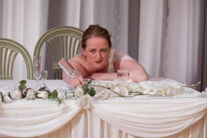 Miriam Allen as Costanza in Pinchgut's Griselda. Photo: Simon Hodgson.
