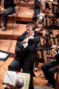 Ludovic Morlot conducts the BSO at Davies Hall, San Francisco