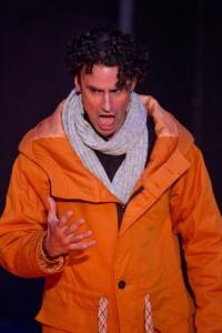 Tobias Cole as Roberto in Act II of Pinchgut's Griselda. Photo: Simon Hodgson.