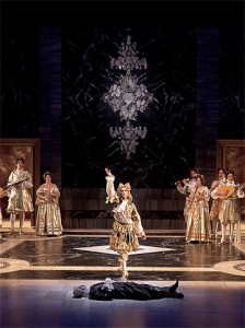 From Lully's Atys, Les Arts Florissants and William Christie, directed by Jean-Marie Villégier.